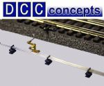 DCC Concepts Incl. New Point Rodding System